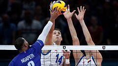 Voleibol - Campeonato de Europa Masculino. 2ª semifinal: Francia - Serbia