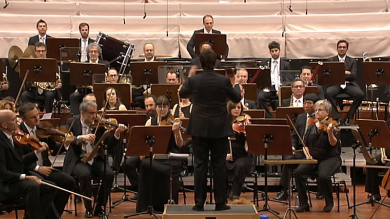 """Los conciertos de La 2 - Concierto ORTVE """"Concierto sentido y del humor"""" - ver ahora"""