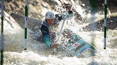 Piragüismo Slalom - Campeonato del Mundo. Semifinales: C1 Femenino y K1 Masculino