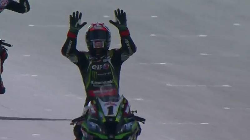 Rea conquista su quinto título consecutivo de Superbike