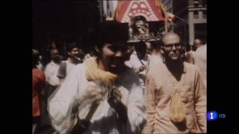 ¿Te acuerdas? Los Hare Krishna