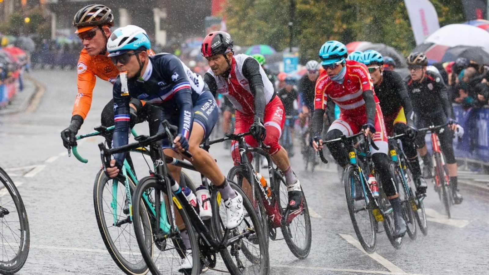 Ciclismo - Campeonato del mundo en ruta. Prueba ELITE Masculina - ver ahora