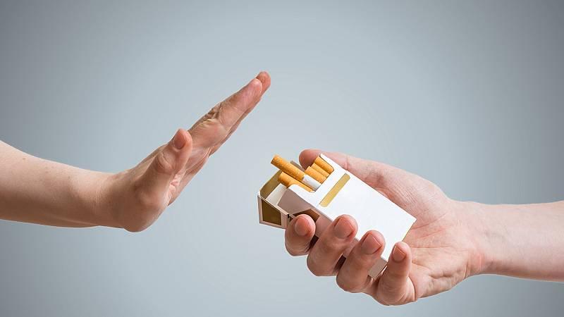 La sanidad pública financiará por primera vez un medicamento para ayudar a dejar de fumar