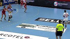 Balonmano - Clasificación Campeonato de Europa Femenino. 2ª jornada: Austria - España