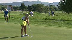 Golf - Mediterranean Ladies Open 2019. Resumen jornada