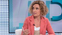 """Batet lamenta el """"mal servicio al país"""" y al independentismo de Torra por no condenar la violencia y lo achaca a la precampaña"""