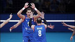 Voleibol - Campeonato de Europa Masculino. Final: Serbia - Slovaquia
