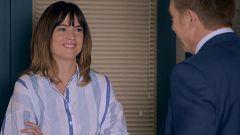 Servir y Proteger - Paula Bremón visita a su tío en la comisaría