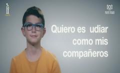 "En Lengua de Signos - ""Campaña FIAPAS: Que lo escuche todo el mundo"""