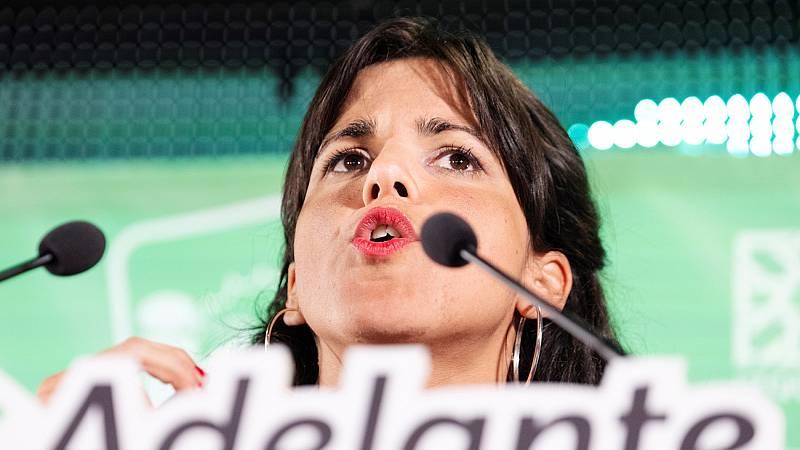 Condenado por abuso sexual el empresario que simuló besar a Teresa Rodríguez
