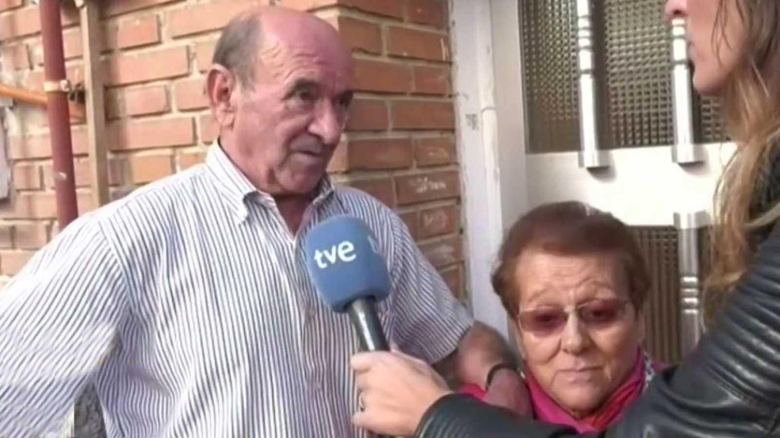 La mañana - Un matrimonio de 76 años consigue frenar su cuarto intento de desahucio