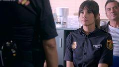 Servir y Proteger - Paula Bremón se presenta a sus compañeros de Distrito Sur
