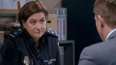 Servir y Proteger - Miralles se incorpora a su puesto de inspectora