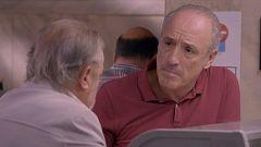 Servir y Proteger - Antonio le dice a Eustaquio que Guadalupe no ha muerto