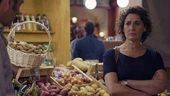 Mercado Central - Rosa acepta trabajar con Lorena