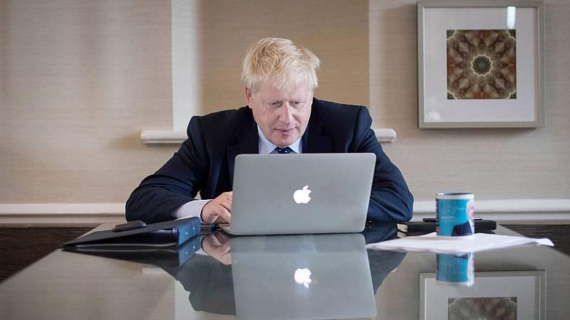 """Johnson ofrecerá a Bruselas una """"oferta final"""" para que Reino Unido salga de la Unión el 31 de octubre"""