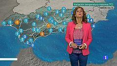 El tiempo en Andalucía - 2/10/19