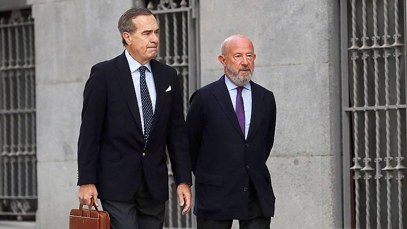 """Saracho reconoce que la ampliación de capital que la entidad ejecutó en2016 """"se quedó corta y fue un fracaso"""""""
