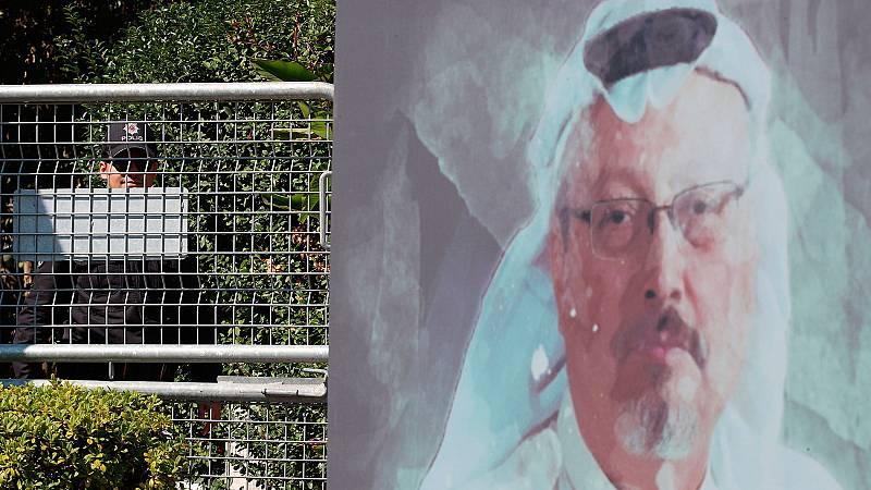 Un año de la desaparición del periodista Jamal Kashoggi