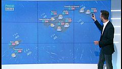 El temps a les Illes Balears - 02/10/19
