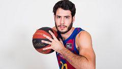 Alex Abrines se reconcilia con el balón
