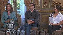 Conversatorios en Casa de América - Cristina Barturen, Chavo D'Emilio y Diana Triana