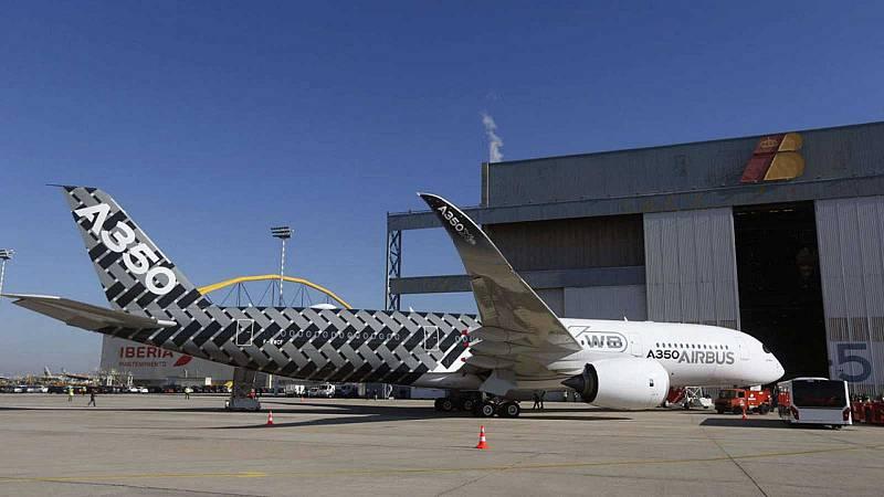 El conflicto Airbus-Boeing se inclina a favor de EE.UU. que amenaza con sanciones a la UE