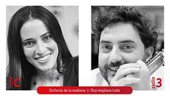 Sinfonía de la mañana - Antonio Serrano y Constanza Lechner