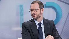 Los desayunos de TVE - Javier Maroto, portavoz del PP en el Senado y Silvia Clemente, expresidenta de las Cortes de Castilla-León