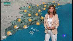 El tiempo en la Comunidad Valenciana - 03/10/19