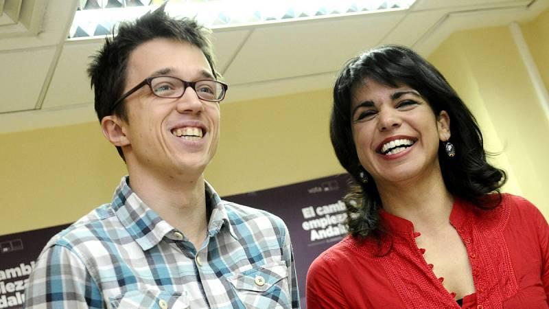 La senadora de Adelante Andalucía, Esperanza Gómez, será cabeza de lista de Más País por Sevilla