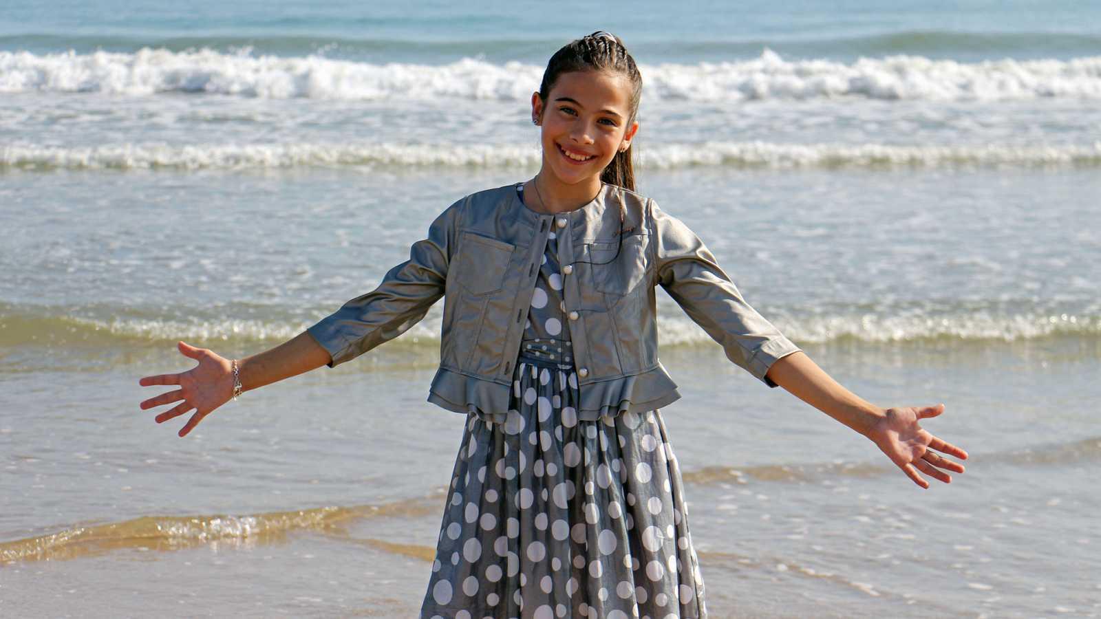 "Eurovisión Junior 2019 - ""Marte"", la canción de Melani para Eurovisión Junior"