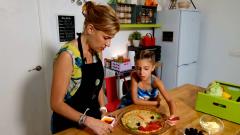 Cómo conseguir que los niños coman más verdura