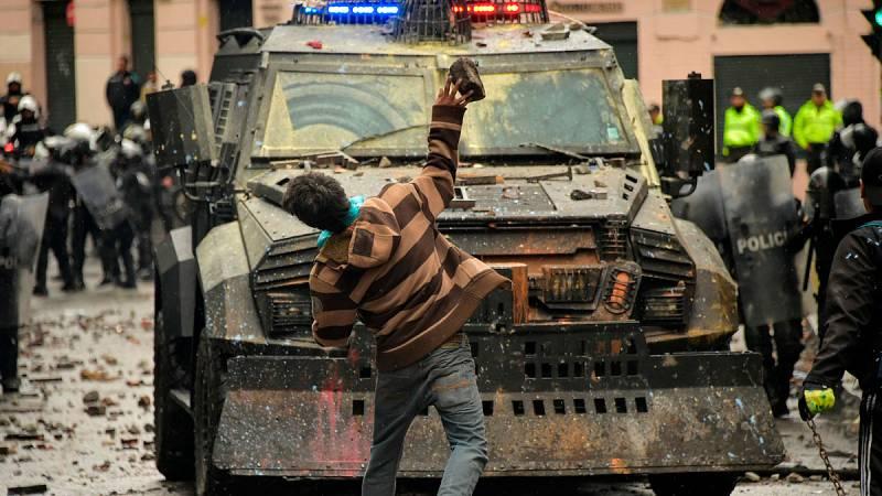 Ecuador decreta el estado de excepción ante las protestas por la eliminación de los subsidios a los carburantes