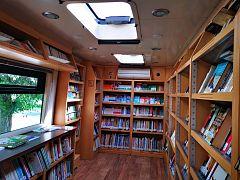 España Directo - Una biblioteca sobre ruedas