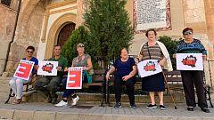 España Directo -  Arcos de Jalón se reivindica contra la despoblación