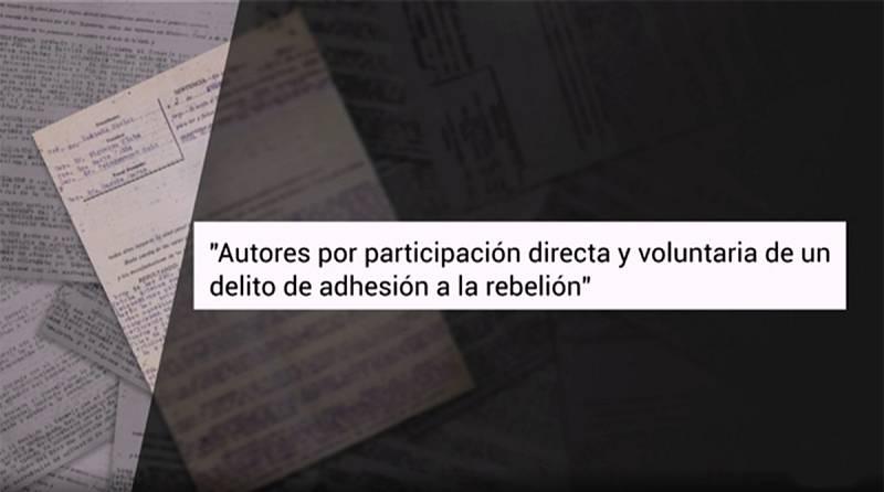 """Las Trece rosas fueron condenadas por """"adhesión a la rebelión"""" ni por torturas ni violación"""