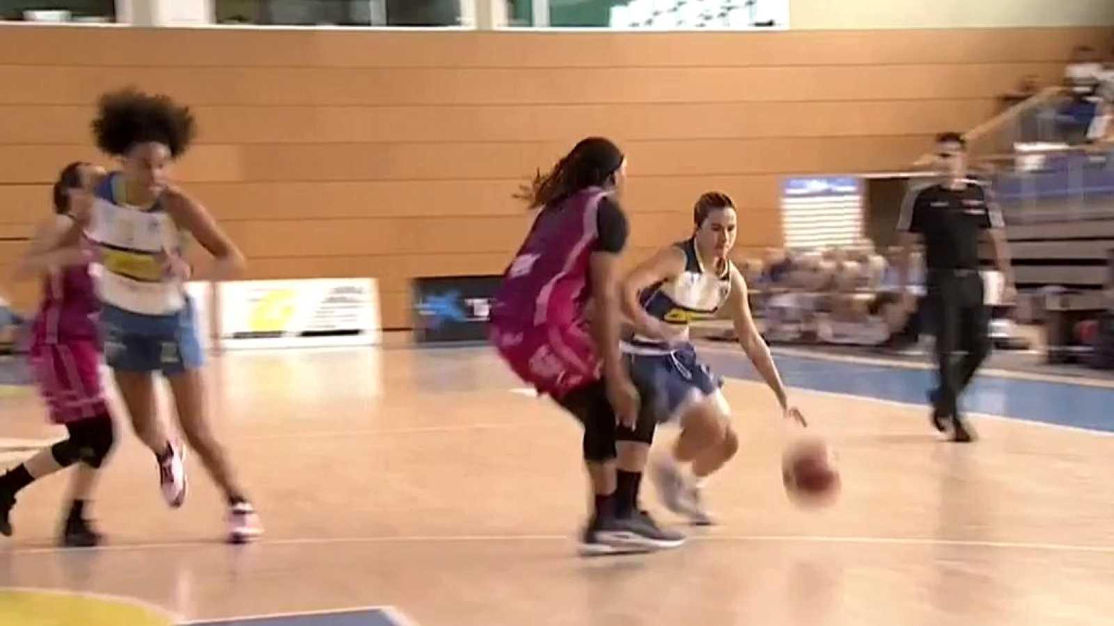 Baloncesto - Liga Femenina 2ª jornada: Cadí La Seu-RPK Araski - ver ahora