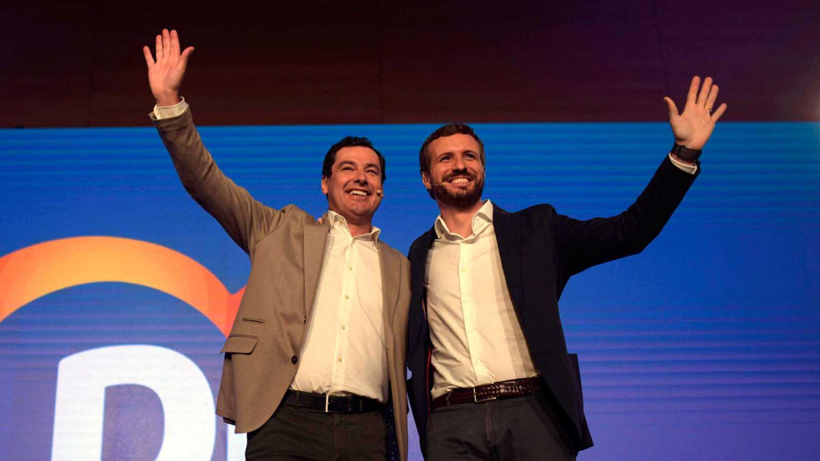 """El PP califica de """"un bandazo más de Rivera"""" su anuncio de levantar el veto al PSOE tras el 10N"""