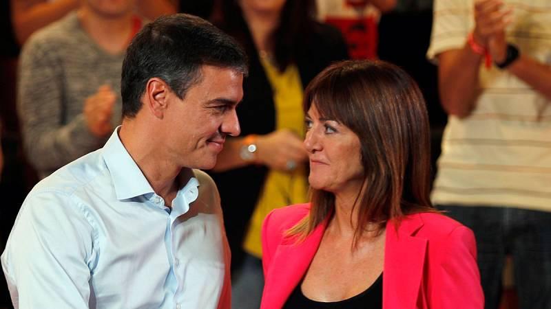 """Rivera dice que Sánchez se equivoca al rechazar un pacto y este le responde: """"El pánico hace milagros"""" - Ver ahora"""