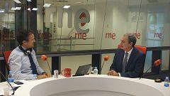 """Las Mañanas de RNE con Íñigo Alfonso - Zapatero: """"Seamos prudentes con la gran coalición entre PP y PSOE"""""""