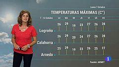 El tiempo en La Rioja - 07/10/19
