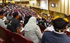 Un grupo de mujeres católicas reivindica el derecho al voto en el sínodo de la Amazonia