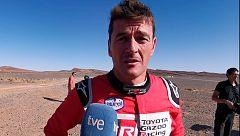 """Marc Coma: """"Hay un respeto mutuo muy grande entre Alonso y yo"""""""