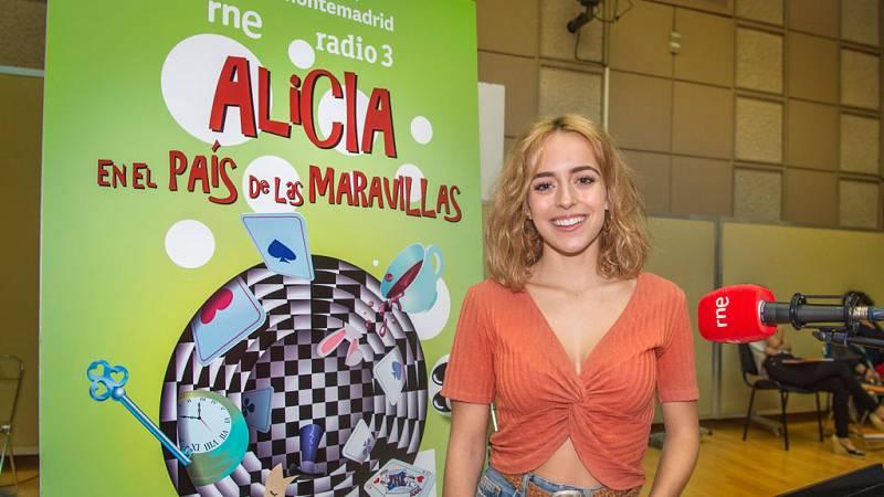 Ficción sonora -  'Alicia en el país de las maravillas', nueva ficción sonora de RNE - Ver ahora