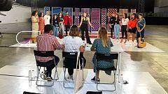 Corazón - El casting de Barcelona de OT llega a su segunda fase