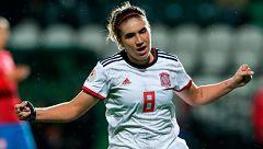 República Checa 0-2 España: Mariona, letal a la contra
