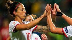 República Checa 0-5 España: Jenni Hermoso pone la 'manita'
