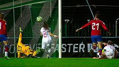 República Checa 1-5 España: Vonkova anota el de la honra