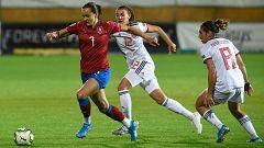 Fútbol - Clasificación Eurocopa femenina 2021. 2ª jornada: República Checa - España